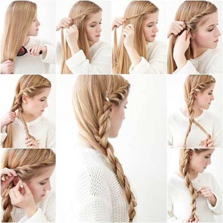Permalink to 11 Beautiful Side Braid Hairstyles For Thin Hair