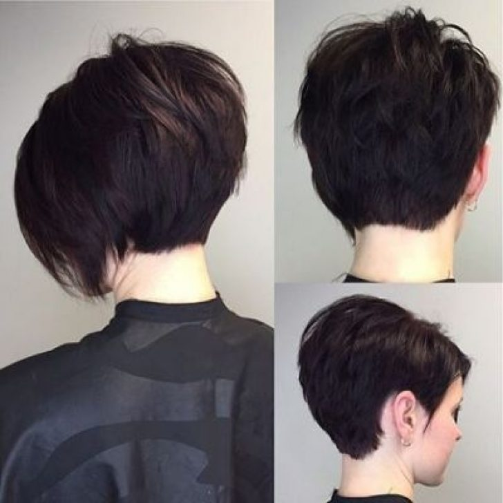 Permalink to Awesome Short Asymmetrical Haircuts