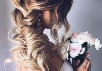 Awesome 10 pretty braided hairstyles for wedding wedding hair Fishtail Braid Hairstyles For Wedding Ideas