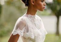 Fresh 47 wedding hairstyles for black women to drool over 2018 Short Black Hairstyles For Weddings Inspirations